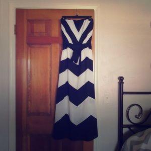 Full length dress!